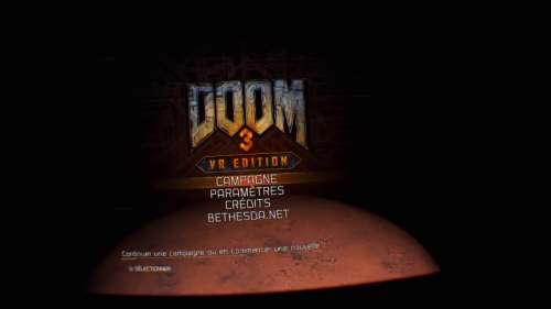 DOOM 3 VR EDITION PSVR