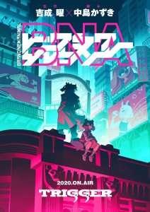 Les studios Trigger et le réalisateur Yoh Yoshinari sortiront un nouvel anime en 2020