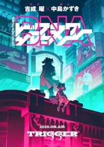 Le Studio Trigger et le réalisateur Yoh Yoshinari sortiront un nouvel anime en 2020