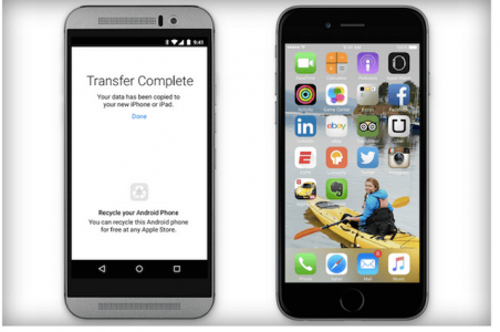 Apple Wants To Make It Easier For Android Users To Move To iOS