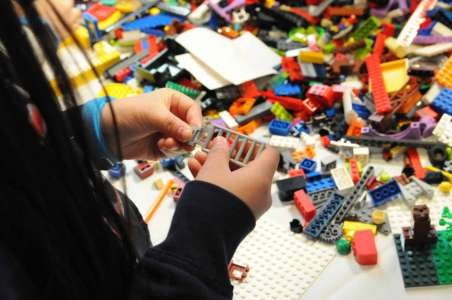 This App Scans Your Lego Bricks And Tells  You What To Build
