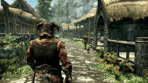 Skyrim Is Getting Remastered For Next-Gen Consoles