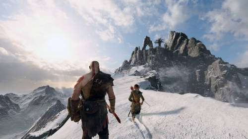 God Of War Coming To The PC In January 2022