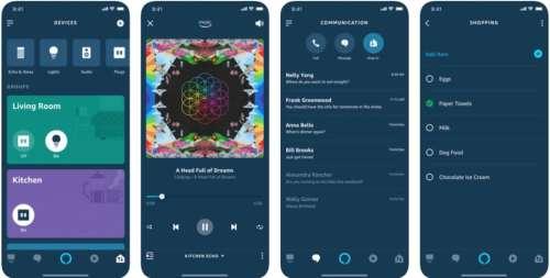 Amazon Widget Adds Alexa To iOS Home Screens