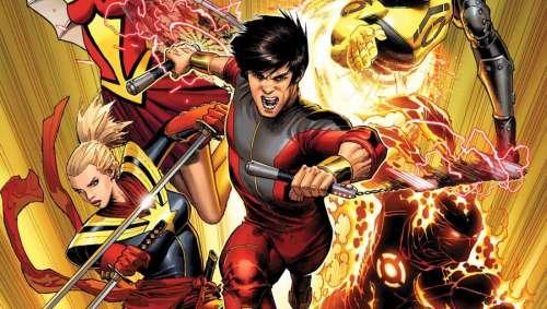 Shang-Chi Will Be Coming To Disney+ November 12
