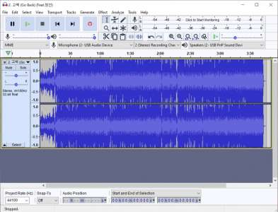 Audacity Has Been Accused Of Collecting Data On Its Users