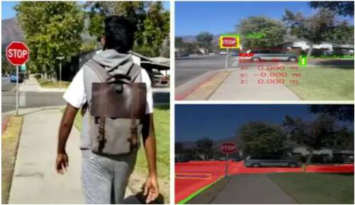 Researchers Develop AI Backpack That Helps Guide People With Vision Impairment