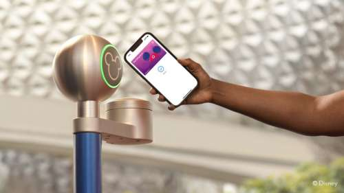 You Can Soon Enter Disney World With Your Phone Instead Of A MagicBand