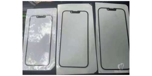 Leaked Photo Shows Alleged Smaller Notch For The iPhone 13