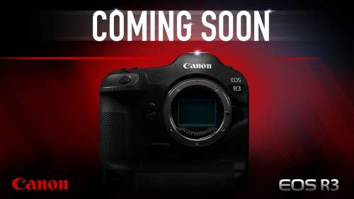 Canon Confirms EOS R3 Mirrorless Camera Is Coming Soon