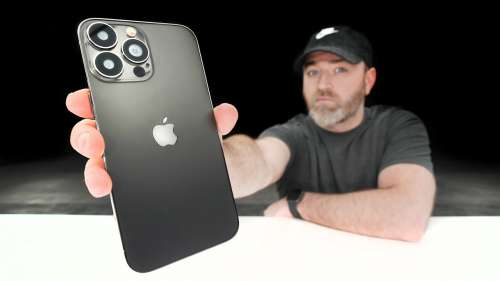 This Could Be Our First Look At The iPhone 13 Pro Max