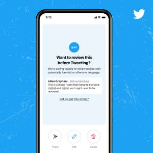 Twitter's Think Before You Tweet Feature Begins Rolling Out To iOS And Android Users