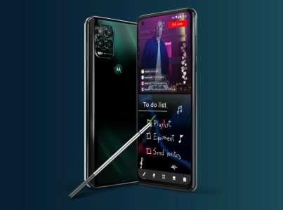 Moto G Stylus 5G: A $399 Pen-Enabled Productivity Phone