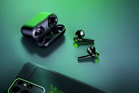 Razer's Hammerhead True Wireless X Earbuds Are Designed For Gamers