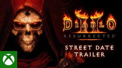 Diablo 2: Resurrected Will Be Released September 23