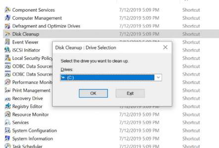 How To Delete Old Windows Update Files