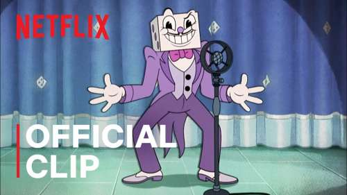 Netflix Releases Teaser Trailer For Cuphead Animated Series