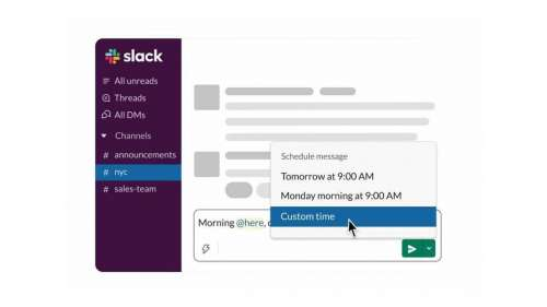 Slack Is Now Getting Its Own Stories-Like Feature