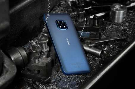 HMD Global Launches The Nokia XR20, A Rugged 5G Smartphone