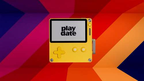 The Playdate Console Is Now Available For Pre-Order