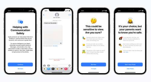 Apple Open To Expanding Child Safety Features To Third-Party Apps