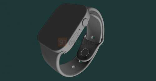 New Renders Of The Apple Watch Series 7 Have Been Leaked