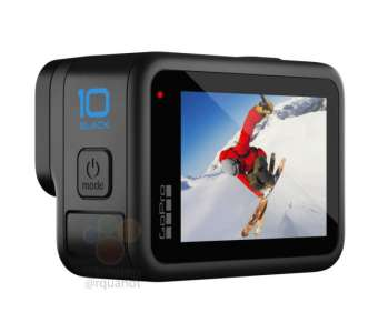 GoPro Hero 10 Leaked With Improved Sensor, New Processor