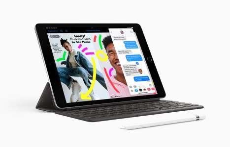 Apple's iPad Just Got A Brand New Refresh