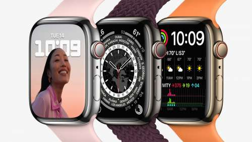 It Seems Apple Didn't Even Bother Giving The Apple Watch Series 7 A New Processor