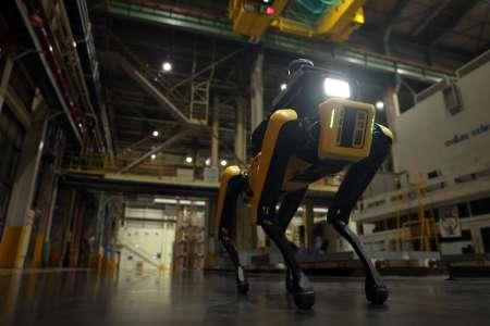 Hyundai Uses Boston Dynamics' Spot As A Factory Safety Inspector