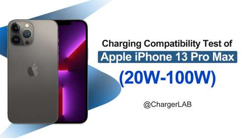 iPhone 13 Pro Max Can Charge Faster Than The iPhone 12 Pro Max