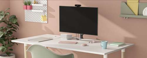 Logitech's Logi Dock Helps You Declutter Your Desk