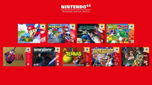 Nintendo Announces New 'Expansion Pack' Tier For Switch Online