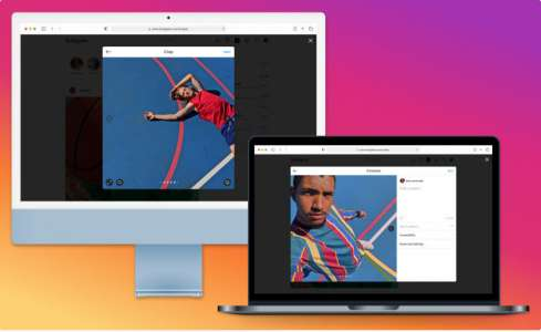 Instagram Now Lets Users Post From Their Desktop