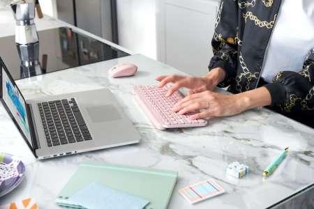 Logitech Unveils New Travel-Sized MX Keys Mini Wireless Keyboard