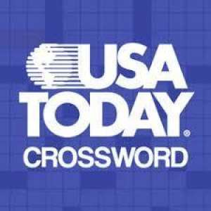 USA Today Crossword November 6 2019 Answers