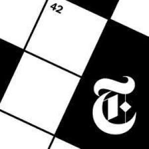Half of 2020 crossword clue