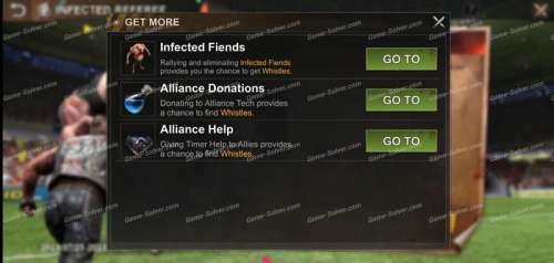 State of Survival: Infected Referee
