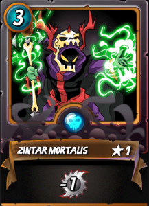 Splinterlands: Starter Deck – Death Splinter Combo