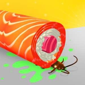 Sushi Roll 3D – ASMR Food Game