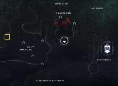 Destiny 2 Renégats : obtenir la mitrailleuse exotique Maître du Tonnerre