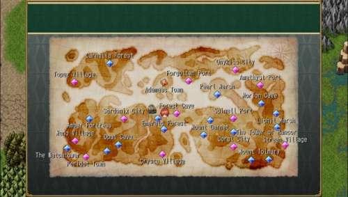 Guide des trophées d'Antiquia Lost