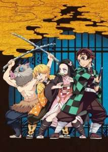 L'anime Demon Slayer: Kimetsu no Yaiba daté au 6 avril