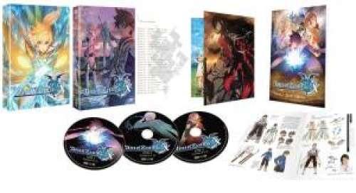 Kana dévoile ses coffrets Blu-ray / DVD de Tales Of Zestiria The X