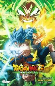 Glénat dévoile l'Anime Comics Dragon Ball Super : Broly