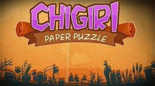 Chigiri 2 Paper Puzzles Levels 61-70 Walkthrough