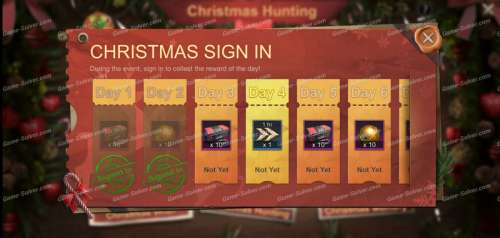 State of Survival: Christmas Sign In
