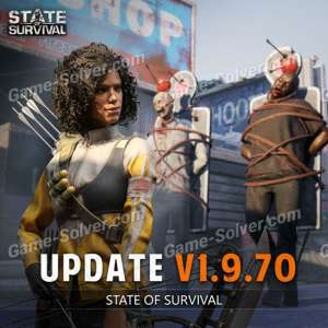 State of Survival Patch 1.9.70