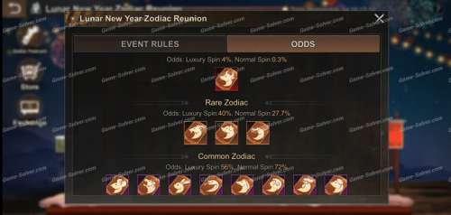 State of Survival: Lunar New Year Zodiac Reunion