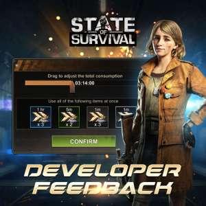 State of Survival: Developer Feedback Friday, October 15, 2021